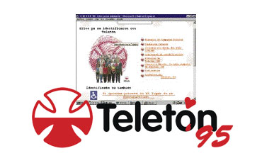 Teletón On-Line 95